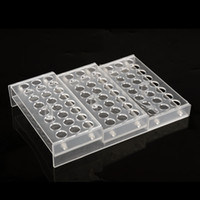 Wholesale electronic cigarette stand shelf holder display rack box Acrylic e cig display case for e cigarette ego battery vaporizer