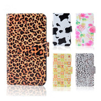 beautiful aces - Pop Beautiful Leopard Love Heart fish Dairy Birds Lovely PU leather nature cover case Samsung Galaxy Ace i8160
