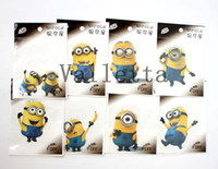 Wholesale Mixed HOT SALE New Cartoon Despicable Me Iron On Patches Appliques