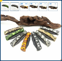 Wholesale 2015 new Ghillie pocket knife Mini folding blade EDC pocket knife gift knives New in white paper box packing