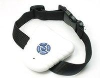 Wholesale hot sale pack OPP bag Adjustable stretch Ultrasonic Anti Bark Bark Stop Control Barking Dog Collar
