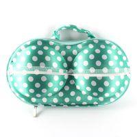 Wholesale Travel Portable Bra Underwear Lingerie Organizer Storage Box Bag Holiday