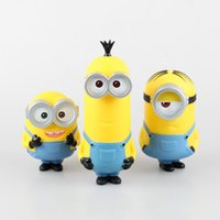 Wholesale Minion Lovely D Minions Figures Piggy Bank Money Box hucha Saving Coin Cent Penny Toy alcancia Baby toy Kids Birthday Gift