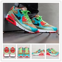 pu shoes - Nike air max TH anniversary FLASH LIME BLACK GREEN running shoes high quality men s and women s maxes trainers