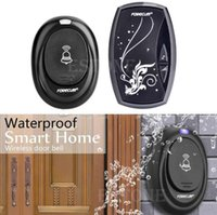 Wholesale New Wireless M Range Remote Control Waterproof Intelligent Doorbell Songs order lt no track