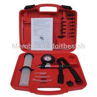 automotive brake bleeder - Automotive Car Repair Vacuum Pressure Brake Bleeder Bleeding Pressure Vacuum Hand Pump Tool Set Kit