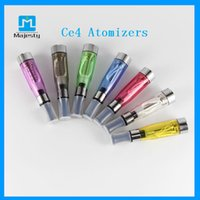 batteries reviews - Hot Sale Ce4 Atomizers ml Ohm For Ego T Battery Colors Ego Ce4 Review Clearomizer For Sale