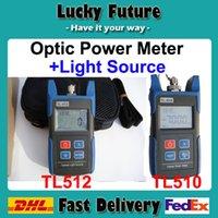 best sources fiber - Fiber Optical Light Source Power Meter TL510A TL510C TL512 Light source device best solution for fiber network