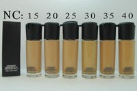 Wholesale Hot sale new high quality makeup liquid foundation Match master foundation SPF ML Matchmaster by dhl