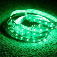 Wholesale 5630 LED Strip M LEDs SMD Green Color Non waterproof LED Ribbon Flexible Led Strip Light