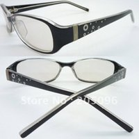 Cheap wholesales F8001 PC computer radiation Unisex Eye protection round single vision len glasses free shipping