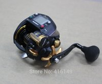 Wholesale Fishing Fishing Reels ecooda dragon lb kg strong electronic boat fishing reel reel electric reel green