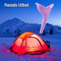 Wholesale 1 X Device Urine Portable Female Toilet Aid Funnel for Women Reusable Camping Travel