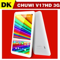 Wholesale Original cheapest IPS Screen x600 CHUWI V17HD RK3188 Quad core GB RAM GB ROM Android tablet pc mAh wifi tablets