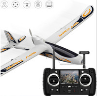 Wholesale Hubsan H301S SPY HAWK Camera Drone G FPV CH RC Airplane RTF With GPS Module White