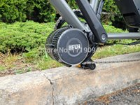 Wholesale 750W V fun bafang bbs02 electric bicycle conversion kit mid drive motor