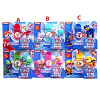 Wholesale Paw Patrol Toys With Snowboard Skye Marshall Chase Rocky Rubble Everest Paw Patrol Figures Paw Patrol Toys Best Toys For Kids BK033