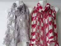 Wholesale New Fashion Accessories Cashmere knit Hollow shawl scarf nice gift for women gril SH25