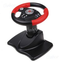steering wheel for pc game - DILONG P3808 computer PC PS three games steering Angle and height steering wheel for pc