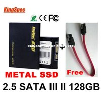 128gb solid state disk - sale KINGSPEC ssd hard disk SATA III II hd SSD GB SATA Solid State Disk Free SATA3 Cable Hard Drives HDD