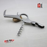 Wholesale Wine opener hippocampus knife multifunction opener bottle opener knife hippocampus DHL shipping