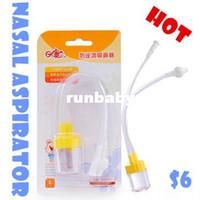 Wholesale Bebe Aspirador Nasal Baby Care Nosefrida Nasal Aspirator Real Promotion Special Offer