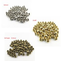 Wholesale DIY Scarf Jewelry Beads For Tassel Pendant Polyester Scarf Slide Bails
