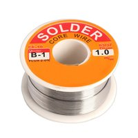 Wholesale HighQuality mm Electric Wire New Tin Lead Tin Wire Melt Rosin Core Solder Soldering Wire Roll PTCT