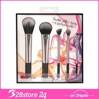 Wholesale REAL TECHNIQUES NIC S PICKS PIECE MAKEUP BRUSH SET LIMITED EDITION BOXED RT