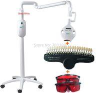 teeth whitening light - Standing Model Tooth Whitening Machine LED Light mW cm2 Teeth Whitener System Dental Equipment CE