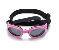 Wholesale 1 New Fashionable Water Proof Multi Color Pet Dog Sunglasses Eye Wear Protection Goggles Small AE01715
