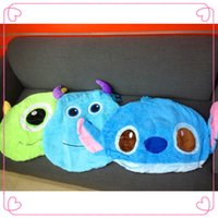 Wholesale 2014NEW Monsters Inc Cushion Mat Style in Cotton outside Foam inside Xmas Gift