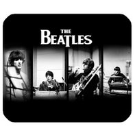 Wholesale Custom The Beatles Mouse Pad Gaming Rectangle Mousepad