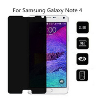 best privacy screens - Brand New And High Sensitivity Preminum Privacy Protective Screen Protector Film For Samsung Galaxy Note Best Price