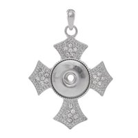 Cheap noosa charms pendant Best cross charms pendant