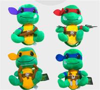 Cheap TMNT toys gifts Best TMNT Soft Stuffed Dolls