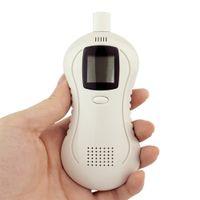 alcohol control - Newest Digital Breath Alcohol Tester Digital Display Smart MCU Control Y4211B Eshow