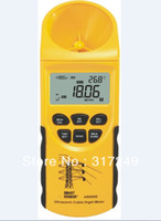 Wholesale Ultrasonic Cable Height Meter SE AR600E AR600E Aerial cable Height Measuring Instruments m m AR E retail box