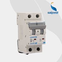 Wholesale Saipwell SPF1 C32 circuit breaker mcb micro Leakage Protector v voltage protector in circuit for house