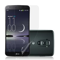 Cheap Wholesale-High quality Free Shipping Premium High Definition Screen Protective Film for LG G Flex F340 D958 6inch Screen Protector