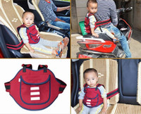 baby bicycle - Children Motorcycle Safety Belt Strap Baby Car Seats Belt Bicycle Electric Vehicle Safety Harness Anti Lost Belt Dining Chair Belt