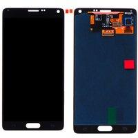 Wholesale For Samsung Galaxy Note N9100 N910 N910V N910T N910F N910S N910C N910A N910W Digitizer Assembly LCD Touch Screen Quality A
