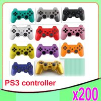 PS - Vibration Wireless Bluetooth Game Joystick for PS3 wireless controller ZY PS