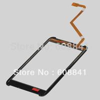 atrix hd - Black Touch Glass Screen Digitizer for Motorola Atrix HD MB886 Adhesive Tools