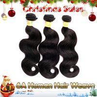 Brazilian Hair unprocessed virgin hair - Accept Return Brazilian Peruvian Malaysian Indian Virgin Hair Extensions Bundles g Top A Dyeable Body Wave Unprocessed Human Hair Wave