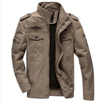 best outdoor jacket - BEst Jacket Brand Jacking man winter jackets Men coats Army Military Outdoors High quality Stand collar Climbing Jacket M XL