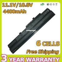 advent wind - Durable mah v Laptop Battery For MSI BTY S11 BTY S12 Wind MS N011 U100 U100X U100 LA U210 US U90 FOR Advent