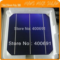 Wholesale 4 W mm monocrystalline Solar cell busbar if order will have tabbing wire busbar wire as gift
