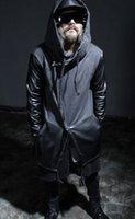 alternative performance - Fall new alternative hip hop nightclub performances windbreaker jacket male fashion tide alternative