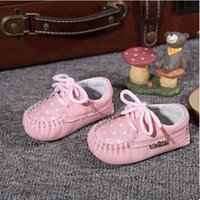 baby steps quality - New Baby Shoes First Walker High Quality Leather Shoes And Baby Soft Bottom In Baotou Year Old Home Pink Step Shoes